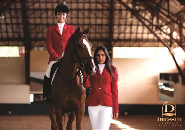 Dressur Equestrian é mais uma parceira da FPH no