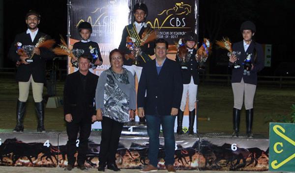 Paulista Vinicius de Souza vence o Campeonato Brasileiro de Escolas