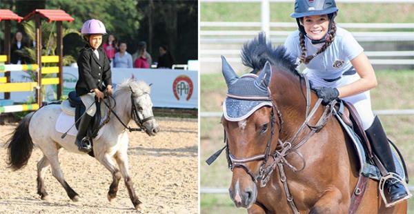 Mariana e Celine, dois exemplos de superação ganham espaço na mídia