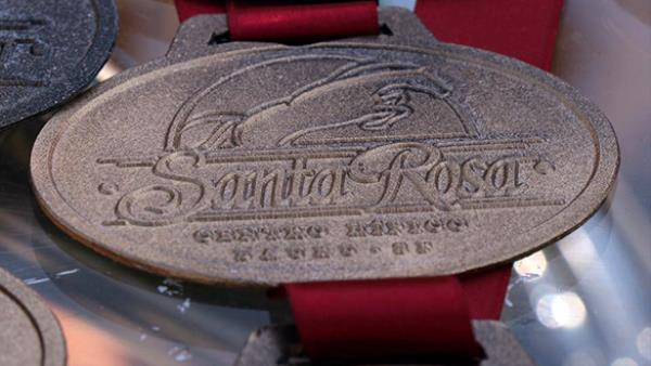 Os vencedores da 5ª etapa Noroeste no Santa Rosa Centro Hípico