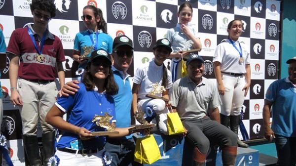 Atletas do CESB dominam os pódios da 6ª etapa Regional ABC
