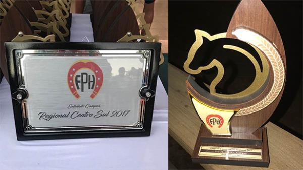 Muita festa na final do Ranking Regional Centro Sul 2017