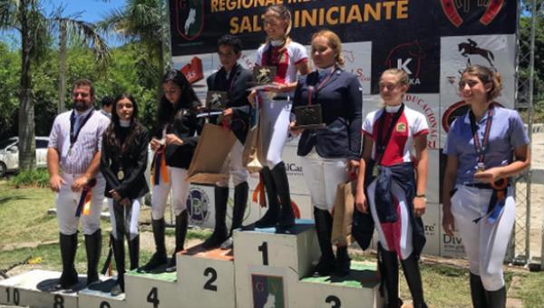 Maria Clara, Valentina, Andrea e Manoela venceram