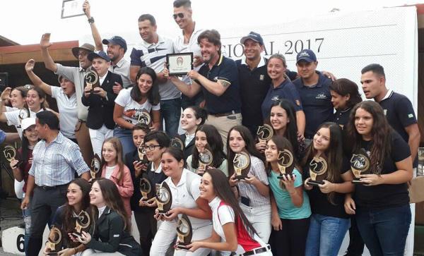 Centro Hípico Capi recebeu a Final do Ranking Regional ABC 2017