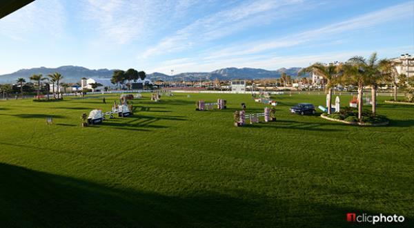 Brasil no placar do Mediterranean Equestrian Tour