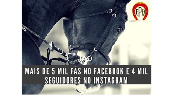 FPH nas redes sociais