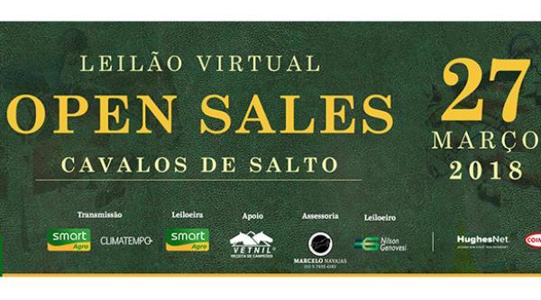 Leilão Open Sales