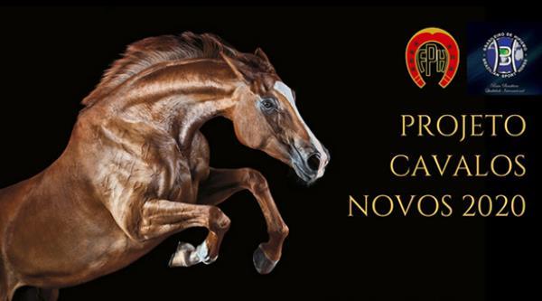 2ª etapa Projeto Cavalos Novos será em 23/03, no CHSA