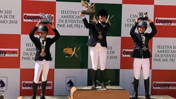 3ª etapa das Seletivas para o Sul Americano da Juventude