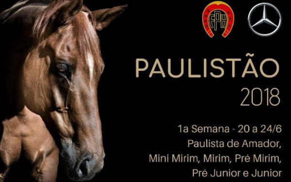 Paulistão 2018 | Importante - Requerimento de Amador