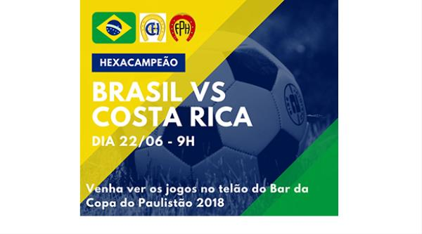Bar da Copa Paulistão 2018