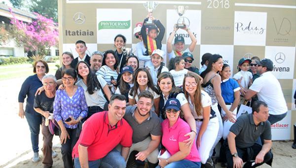 Campeonato Paulista de Salto Iniciante bate recorde no Paulistão 2018