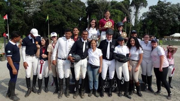 Veja quem ganhou a 6ª etapa ABC que aconteceu na Hípica Suzano