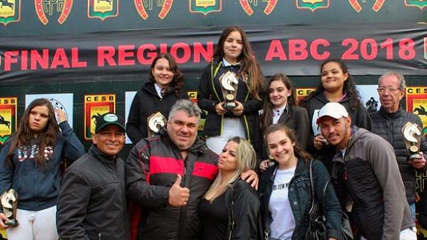 Final Regional ABC | CESB vence Ranking 2018 de p