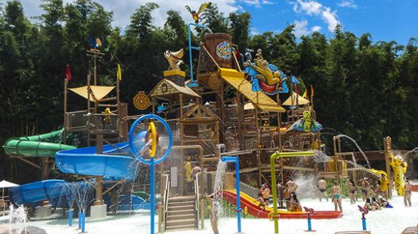 Clube de Vantagens FPH | Até 40% de desconto no Rio Quente Parques & Resorts