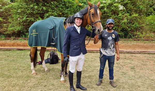Conheça os campeões brasileiros de Cavalos Novos