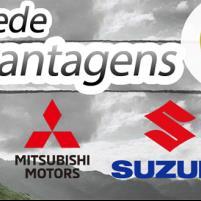 Suzuki e Mitsubishi