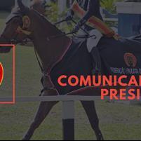 Comunicado do Presi