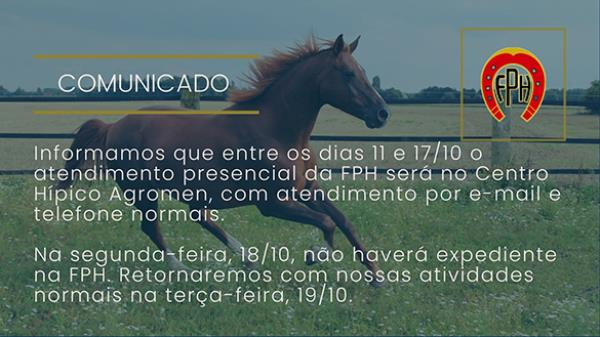 Expediente FPH - 11 a 18/10