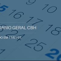 Calendário Geral CB